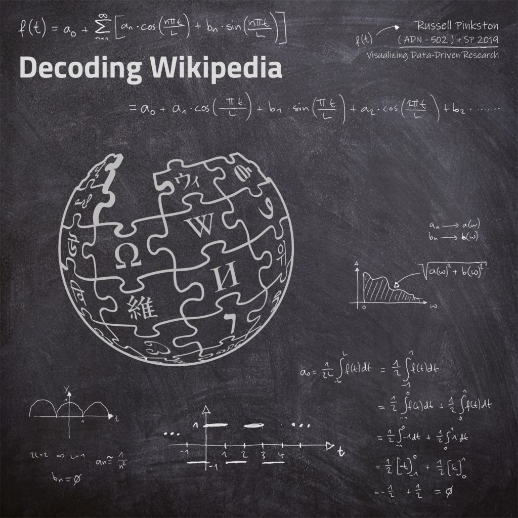 Decoding Wikipedia